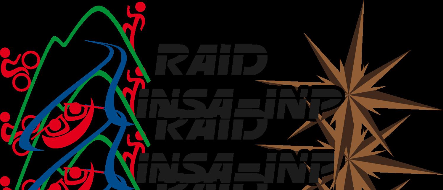 Logo raid insa-inp